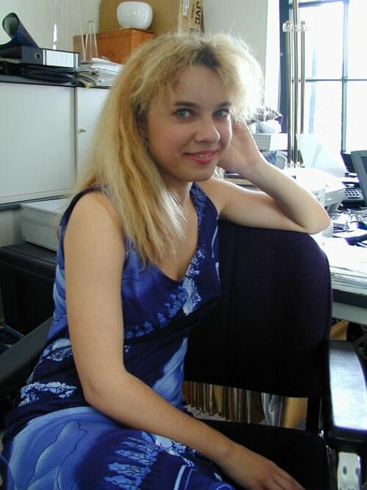 Rencontre sensuelle avec un salope blonde très attirante